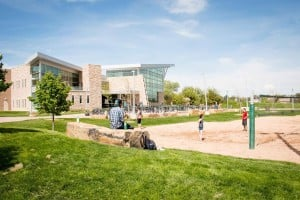 Colorado State University has one of the best college rec centers.