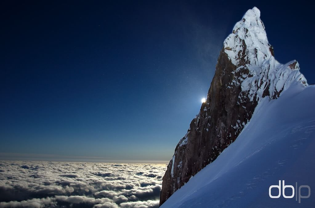 Illumination Rock at Mt. Hood. Source: Flickr user danielbachhuber