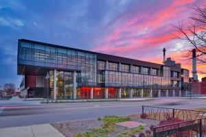 University of Iowa Recreational Services -- Best College Rec Centers
