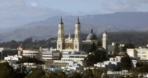 University of San Francisco - Best Urban College Campuses