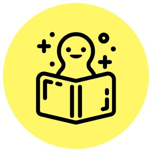 Yellow counselor icon