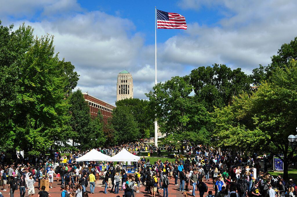 University of Michigan Ann Arbor - Best Public Colleges