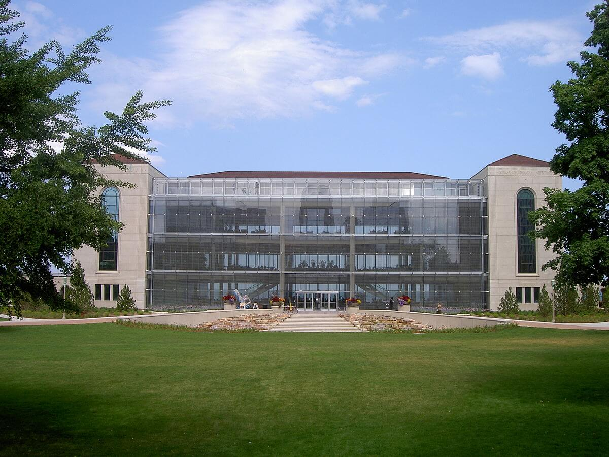 Loyola University Chicago via Wikimedia Commons
