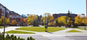 University of Idaho is one of many pet-friendly college campuses