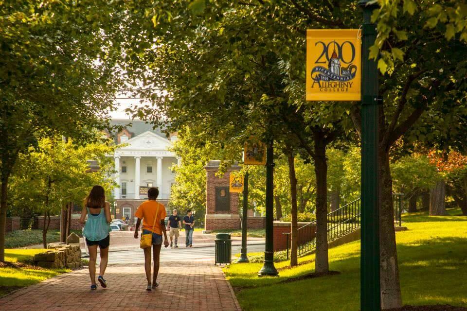 Allegheny College via Facebook