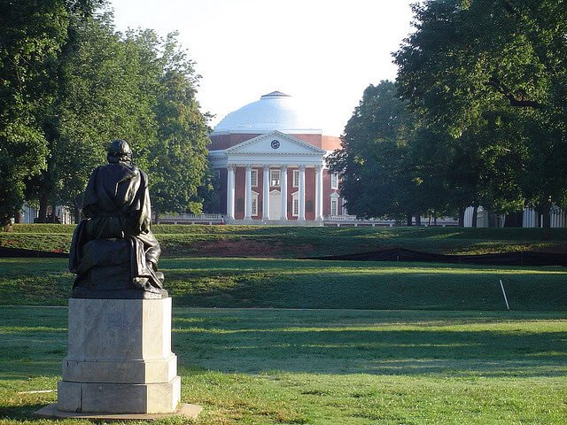 University of Virginia-Main Campus - Best Urban Colleges
