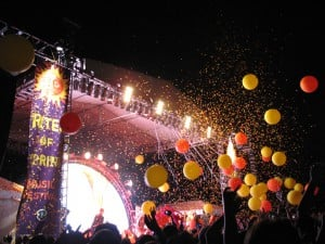 The Flaming Lips at Rites of Spring