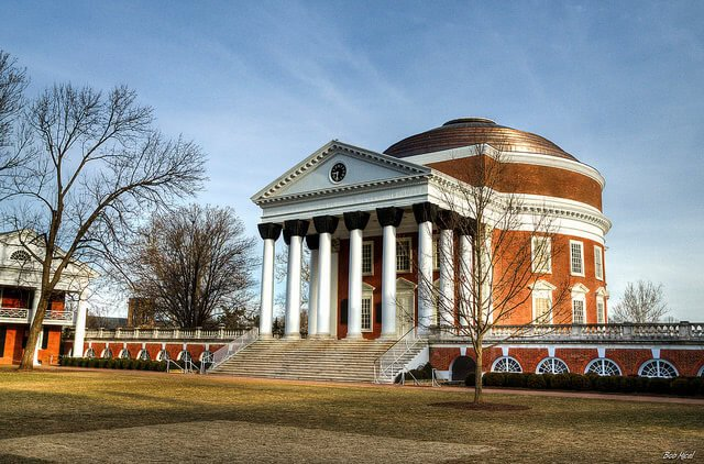 University of Virginia Main Campus - Best Public Colleges