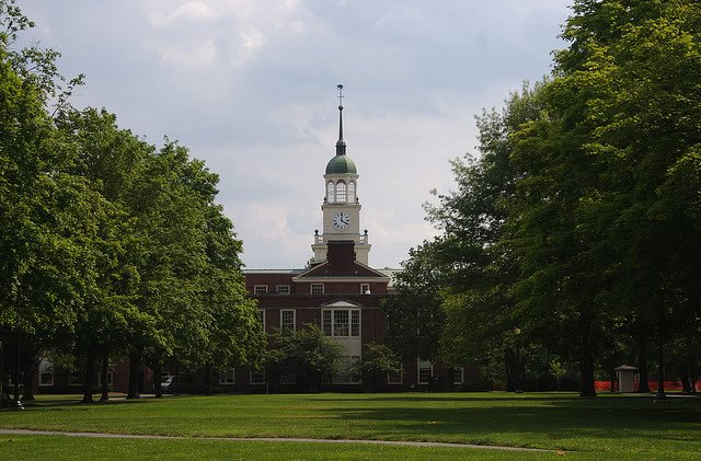 Bucknell University - Best Small-town Colleges
