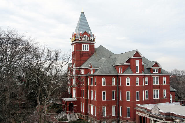 Georgia Institute of Technology Main Campus - Best Colleges in the Southeast