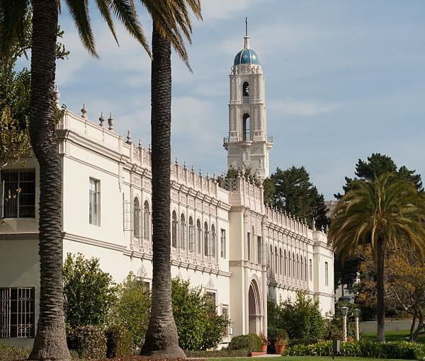 University of San Diego - Best Colleges in the West