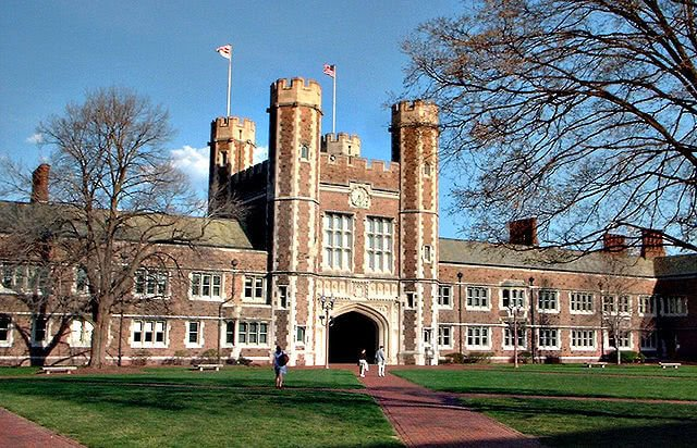 Washington University in St. Louis - Best Colleges in the Midwest