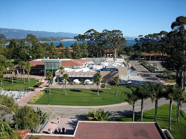 University of California-Santa Barbara - Best Public Colleges