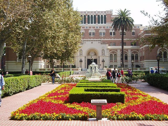 University of Southern California - Best Urban Colleges