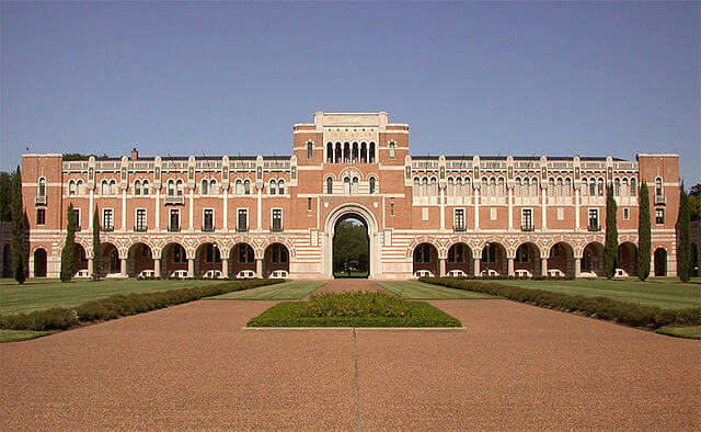 Rice University - Best Urban Colleges