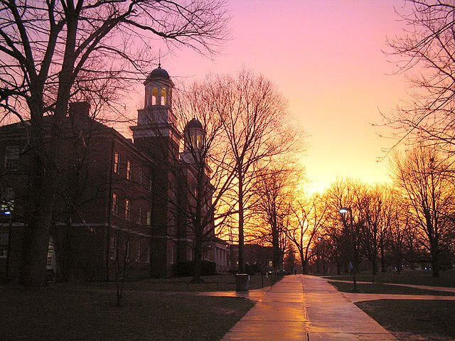 Miami University-Oxford - Best Large Colleges