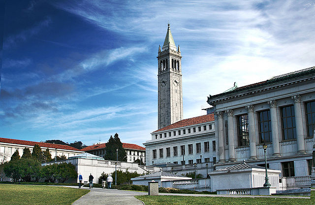 University of California-Berkeley - Best Large Colleges