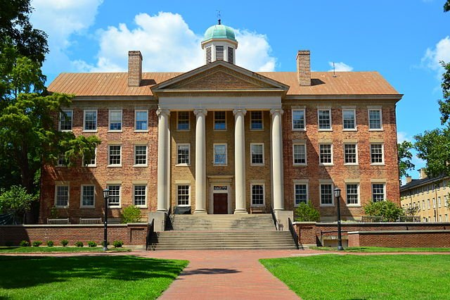 University of North Carolina at Chapel Hill - Best Colleges in the Southeast