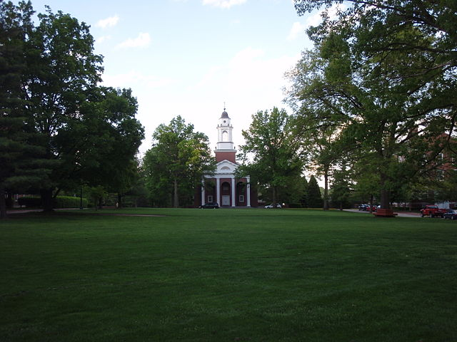 Wabash College - Best Small-town Colleges