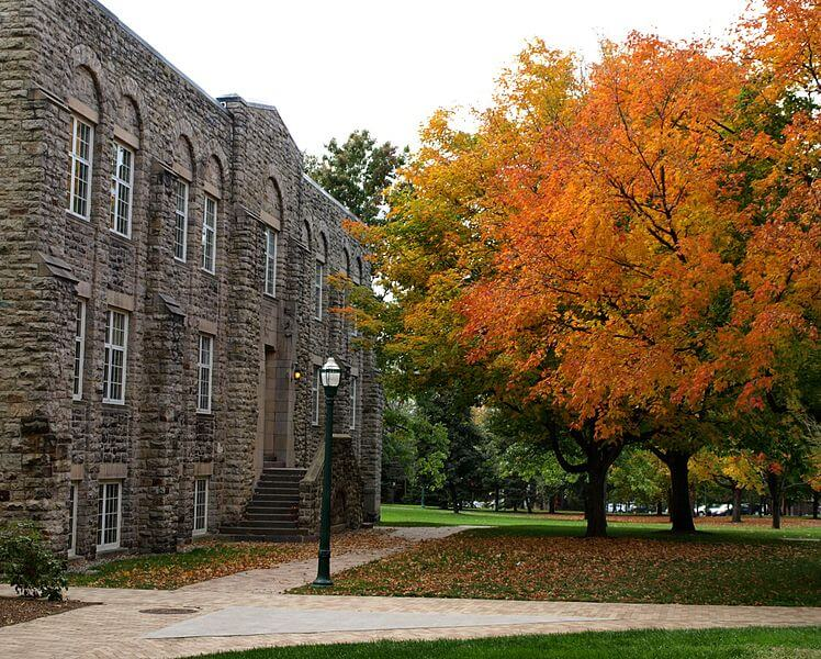 St Lawrence University - Best Small-town Colleges