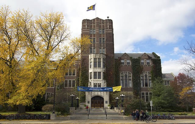 University of Michigan-Ann Arbor - Best Urban Colleges