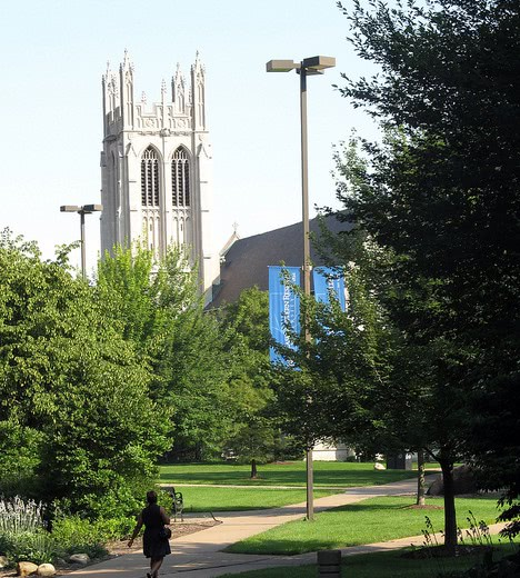 Case Western Reserve University is one of the best colleges in the Midwest