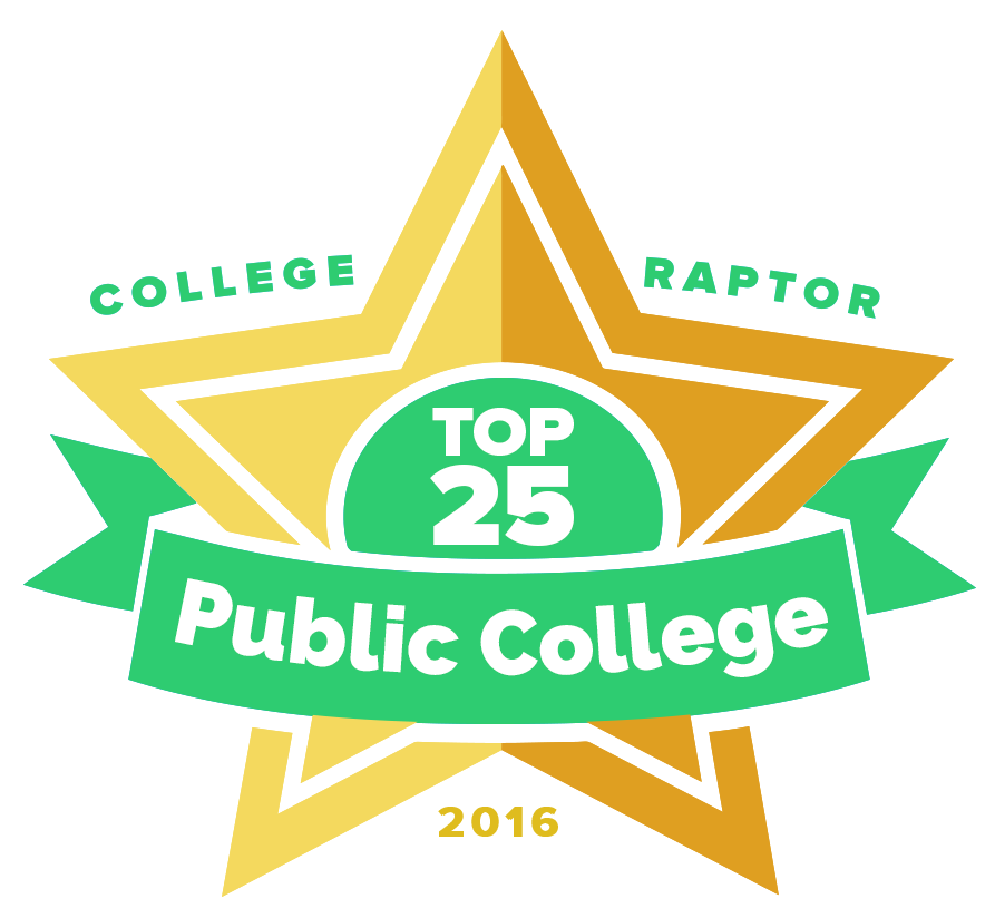 Here's our top 25 public colleges