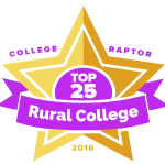 Top 25 Rural Colleges