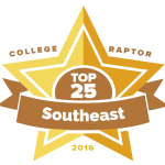 Top 25 Southeast Colleges