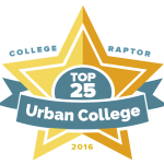 Top 25 Urban Colleges