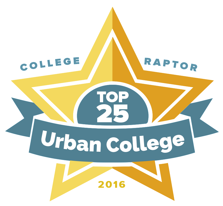 Here's our top 25 best urban colleges.