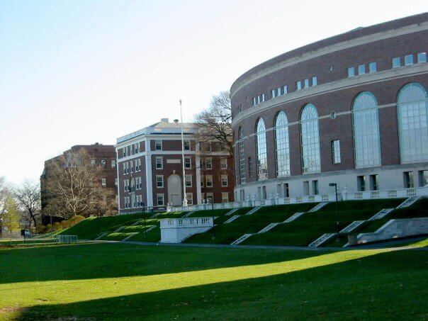 Wesleyan University - Best Medium-sized Colleges