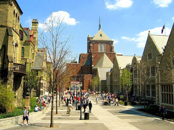 University of Pennsylvania - Best Urban Colleges