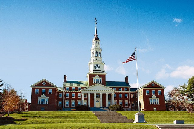 Colby College - Best Small Colleges