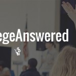 This installment of #CollegeAnswered tackles a number of questions from our community.