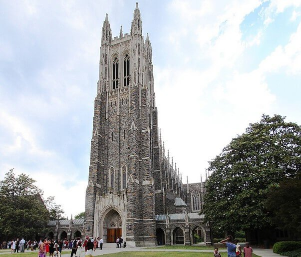 Duke University - Best Colleges in the Southeast