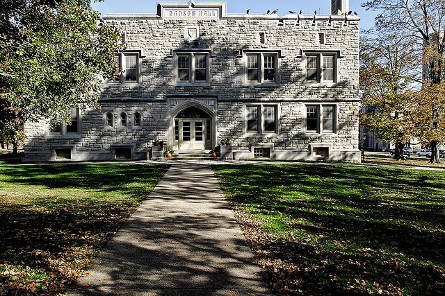 Kenyon College - Best Small Colleges