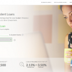 LendKey has a network of local and regional lenders around the country that provide student loans and refinance/consolidation options.