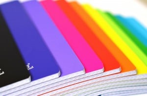 You can use color to perform better in school