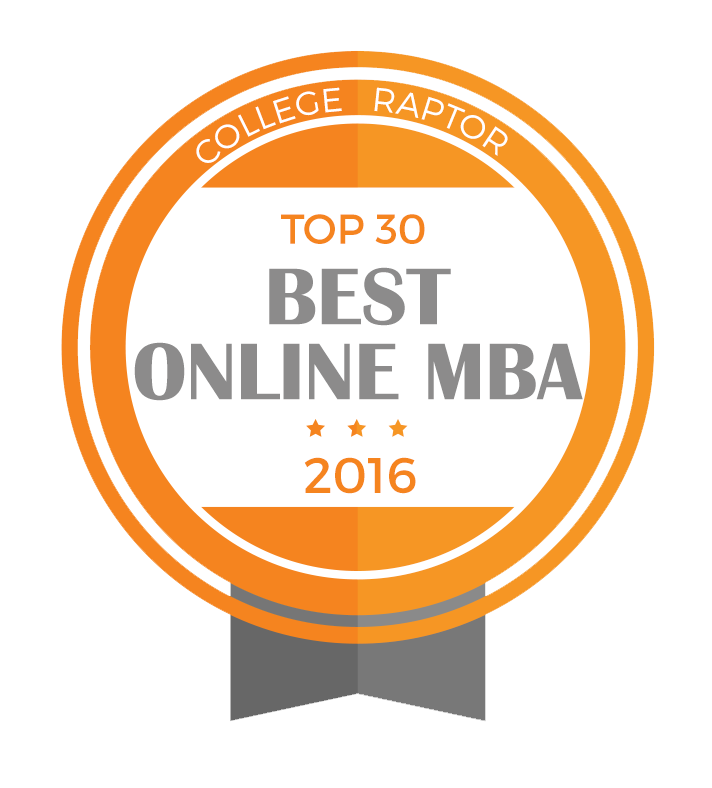 Best Online MBA Programs - Badge