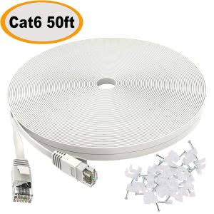 """must haves"" for surviving college -- cat 6 ethernet cable"