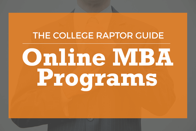 Costs Associated With the Online MBA