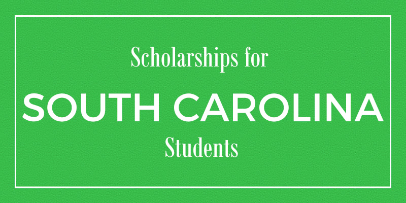 Scholarships For College Students >> 7 Scholarships For Students Living In South Carolina
