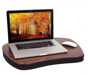 """must haves"" for surviving college -- sofia and sam oversized lap desk"