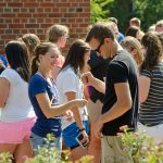 Here are some ways you can make friends in college