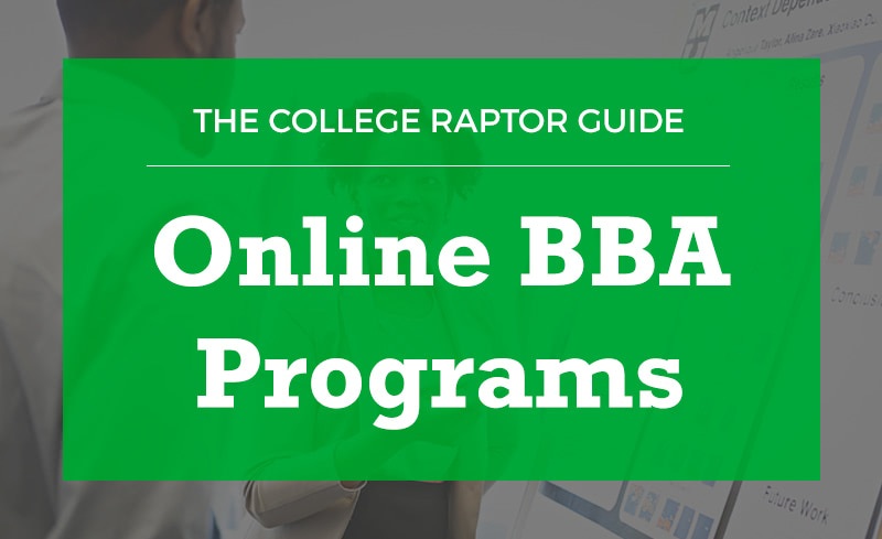 Here's our guide to online BBA programs.