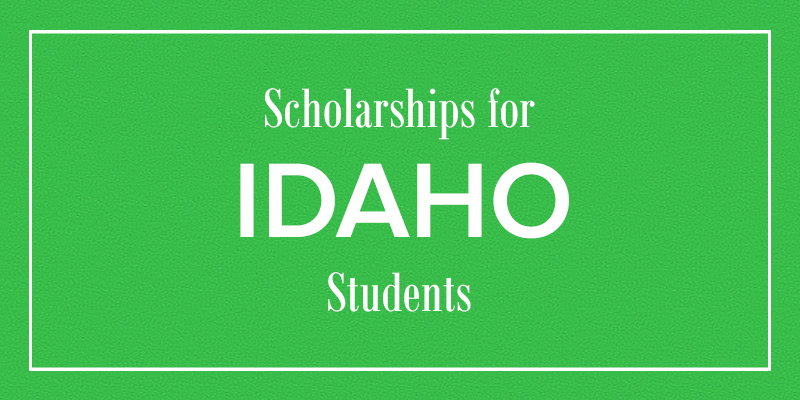 Image result for idaho specific scholarships