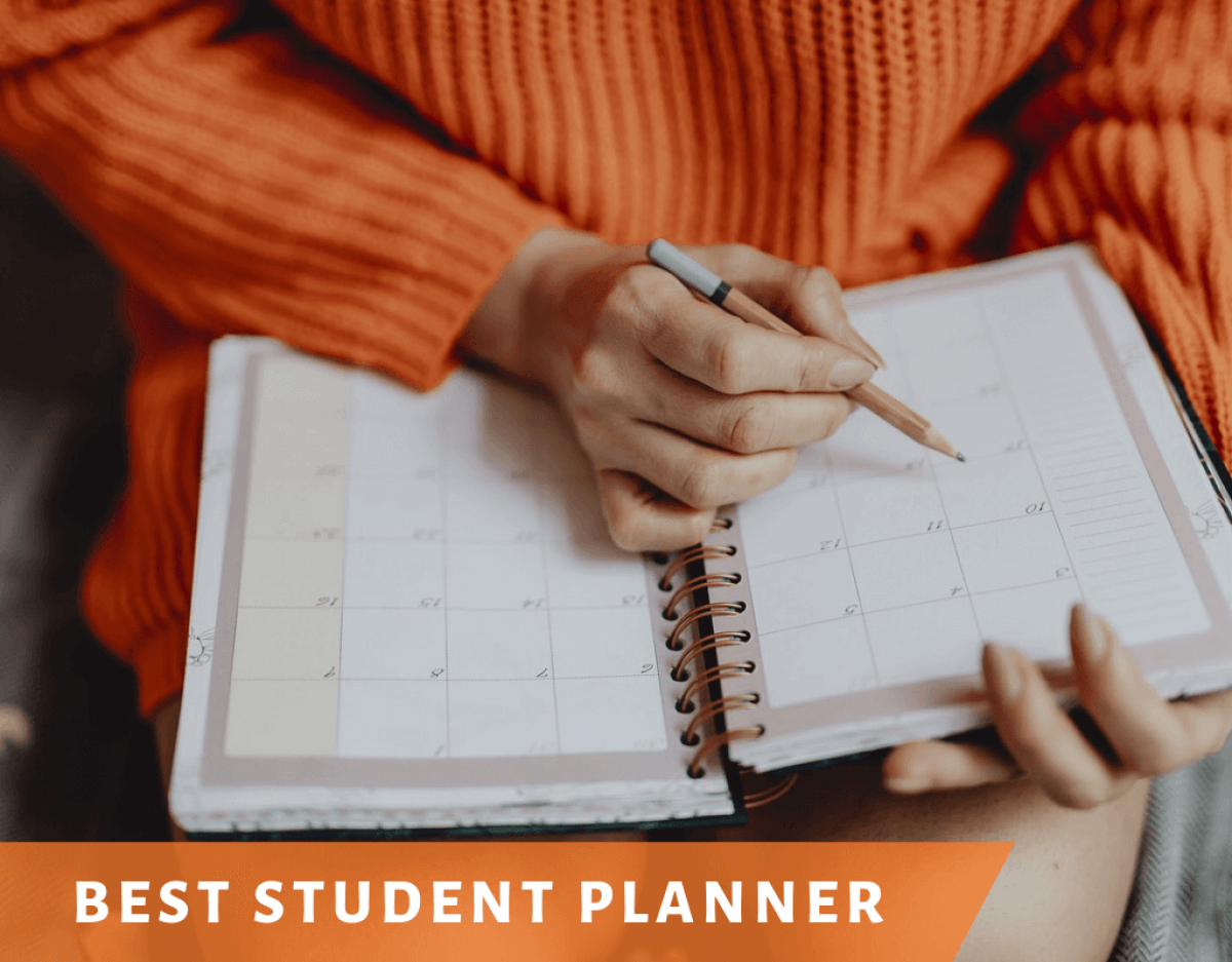 The 7 Best Student Planner Options for College -- College Raptor Printable Homework Planner College Student on college home printable, college paper printable, business planner printable, college student planners and organizers, college class schedule planner template,