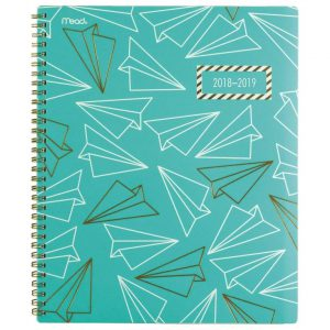 Student planner -- An academic planner from Mead