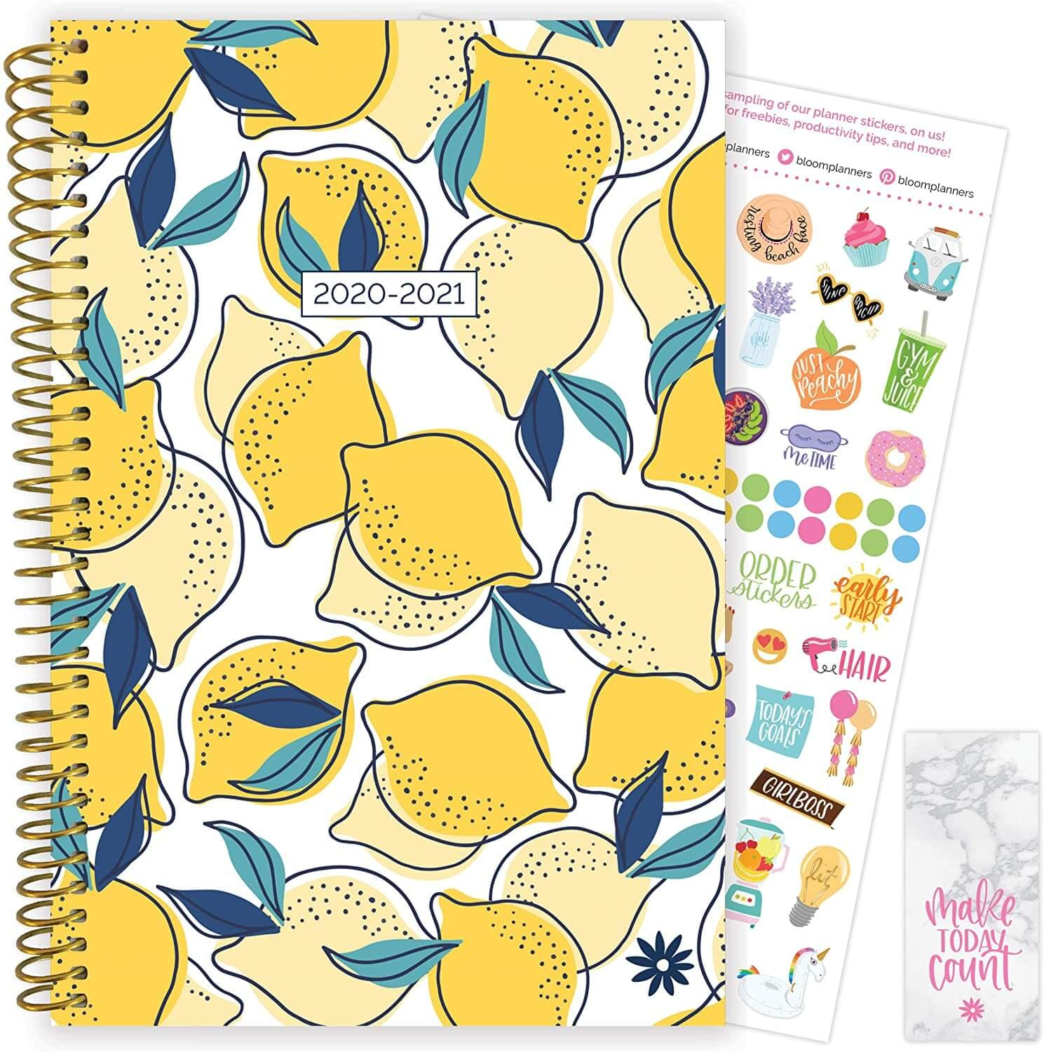 2020 Bloom daily planner